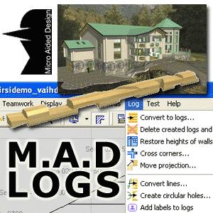 M.A.D Logs