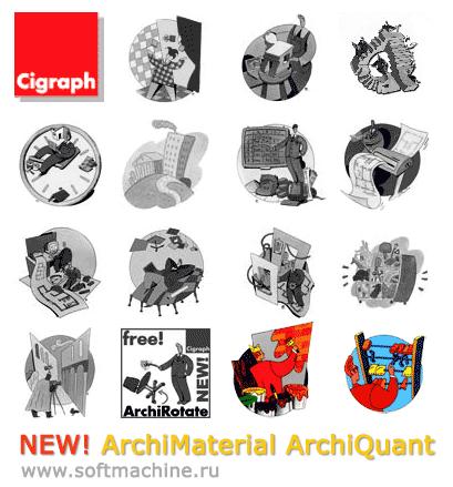 ArchiQuant & ArchiMaterial