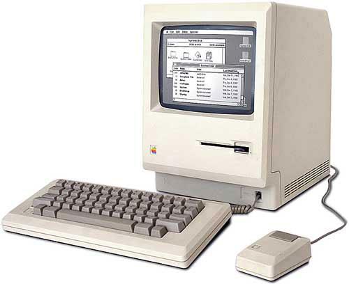 ArchiCAD на Macintosh. 1984