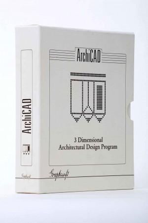 ArchiCAD 2.0. 1986