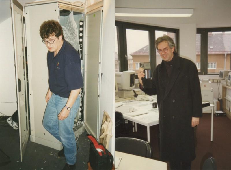 Graphisoft Deutschland. 1988