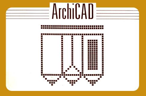 ArchiCAD 3.0. 1987