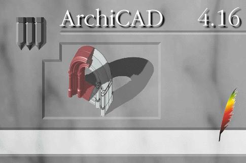 ArchiCAD 4.16