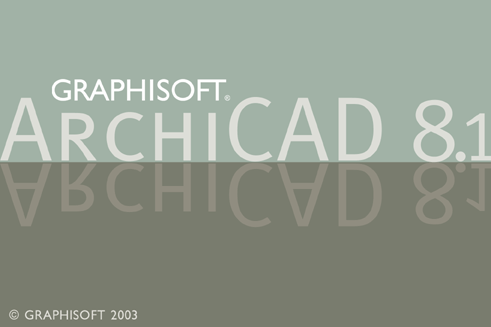 ArchiCAD 8.1
