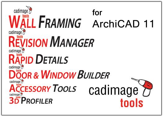 Cadimage tools