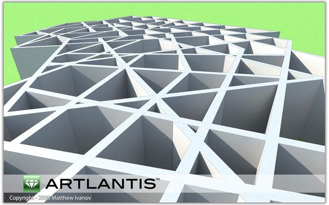 Artlantis studio 2