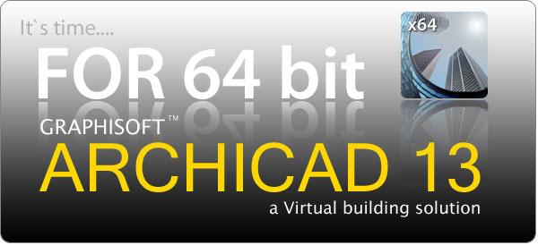 ArchiCAD 13 beta