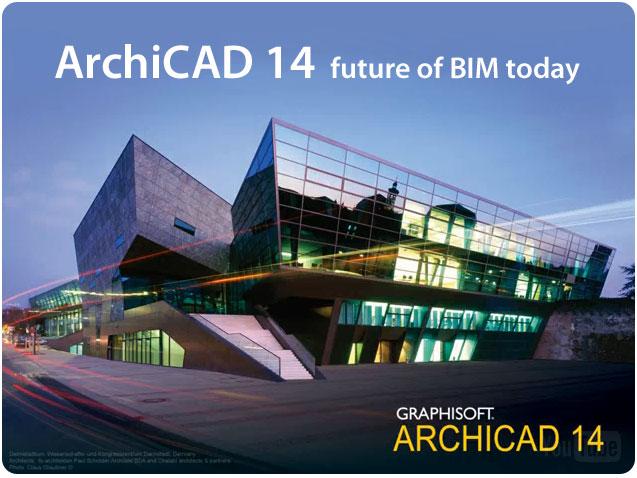 ArchiCAD 14 - будущее BIM