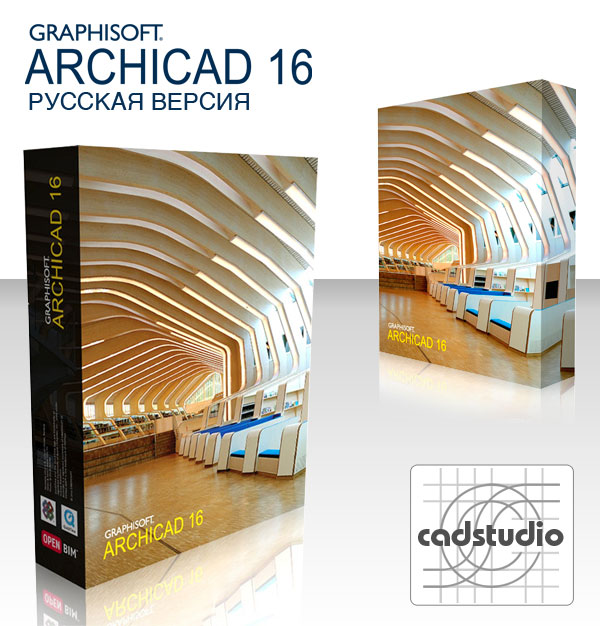 ArchiCAD 16 русская версия