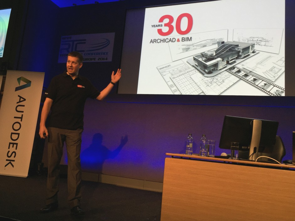 graphisoft-sponsors-revit-technology-conference-30yearBIM