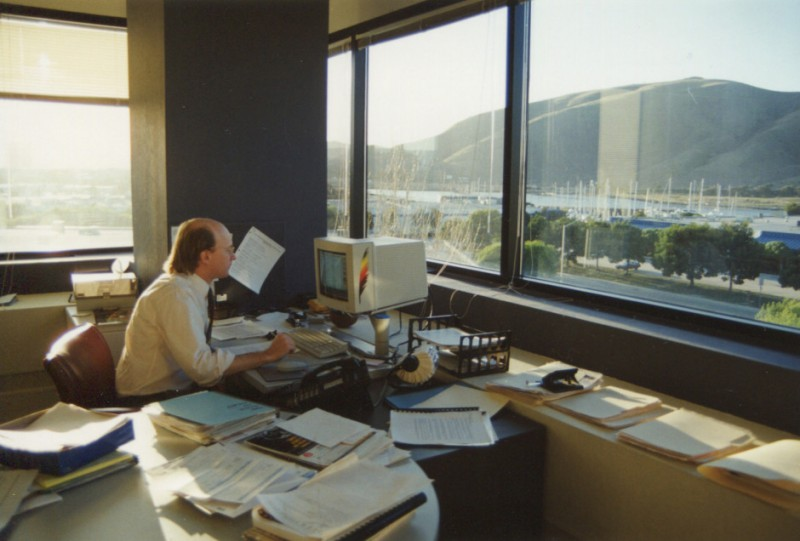 Graphisoft USA. 1989